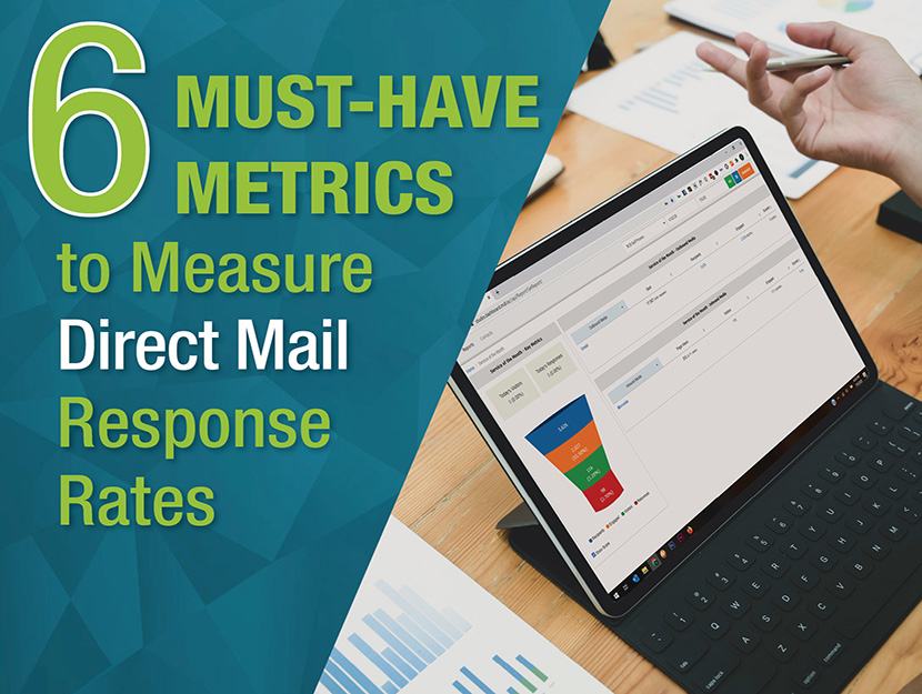 Direct Mail Marketing: 6 Must-Have Metrics to Measure Direct Mail Response Rates